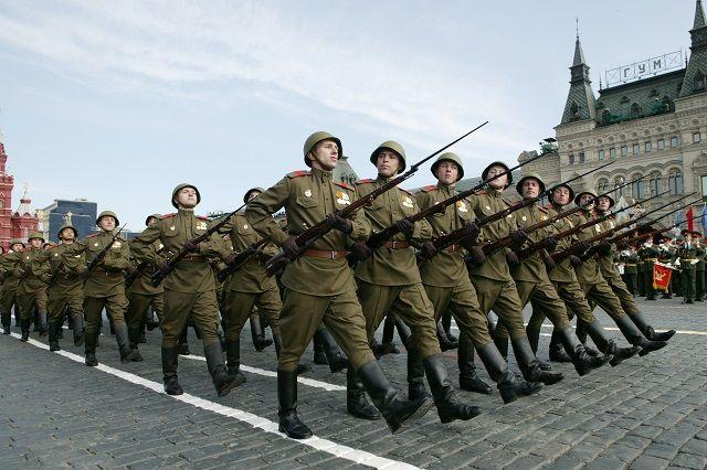 Топ 5. Самые воинственные страны