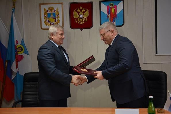 Администрации Ставрополя и Шпаковского района подписали соглашение о сотрудничестве