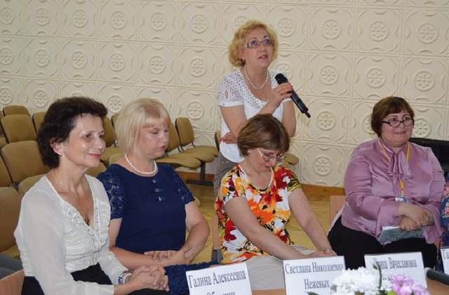 Учителя Ставрополя и Еревана обменялись опытом