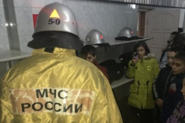 О правилах пожарной безопасности в новогодние праздники