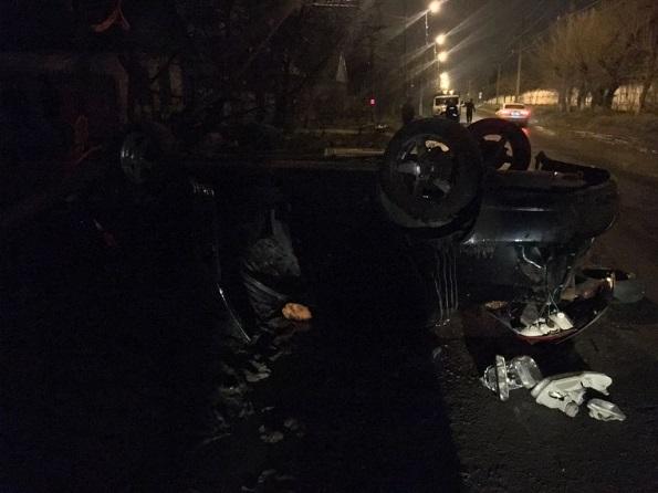 В Буденновске произошло ДТП в котором пострадали 4 человека
