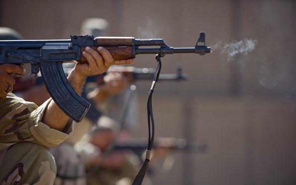 В Чечне офицер расстрелял четверых военнослужащих