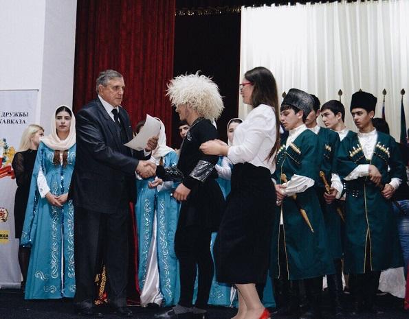 В Институте Дружбы народов Кавказа прошел фестиваль народного творчества «Ромашковая Русь»