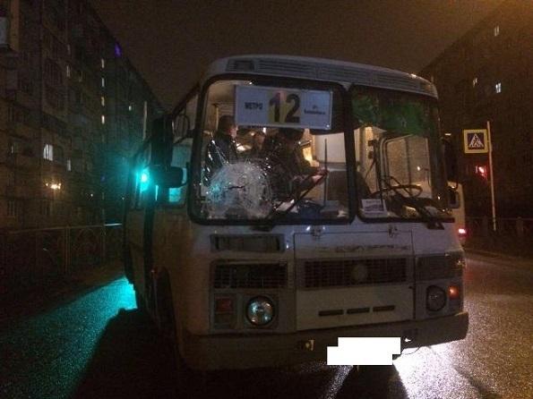 В Ставрополе водитель ПАЗика сбил пешехода