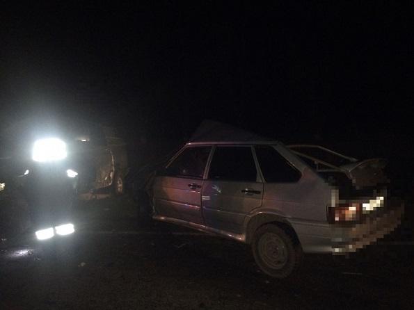В Туркменском районе произошло ДТП с УАЗом, где погиб один человек