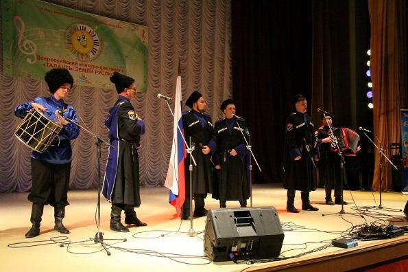 Казачий ансамбль стал лауреатом международного конкурса с песней о Сирии