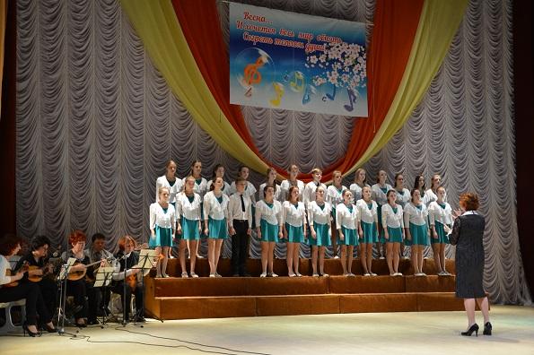 Городской фестиваль-конкурс «Весенние голоса - 2016» прошел в Ставрополе