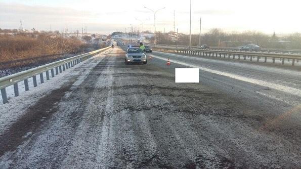 ГАИ Ставрополья просит помощи в розыске водителя авто, сбившего в Предгорном районе насмерть пешехода