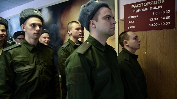 Военкомат Ставрополя проводит отбор кандидатов в высшие учебные заведения силовых структур