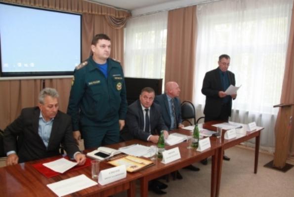 Специалисты ГУ ПАСС СК встретились с руководителями ЕДДС