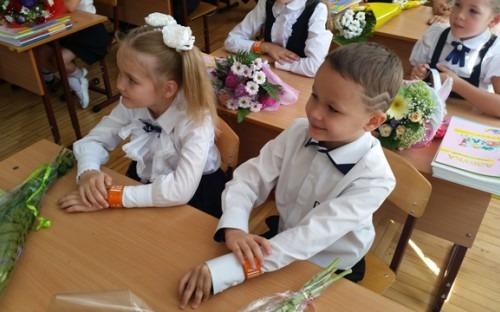 Первые уроки в школах Ставрополья