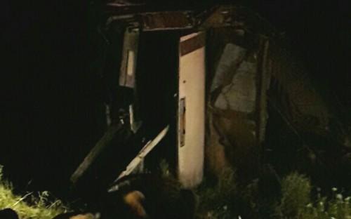 В ДТП с автобусом «Неоплан» в Буденновском районе погибли два человека