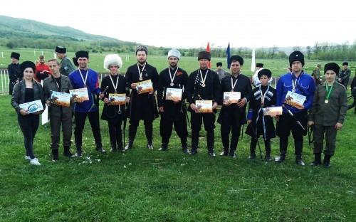 «Георгиевская Казарла» и казачьи скачки прошли в Георгиевском районе