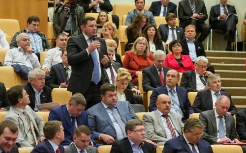 Слушания в Парламенте по курортному сбору