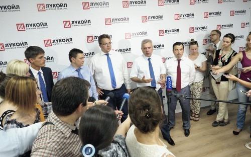 Новая электростанция открылась в Буденновске