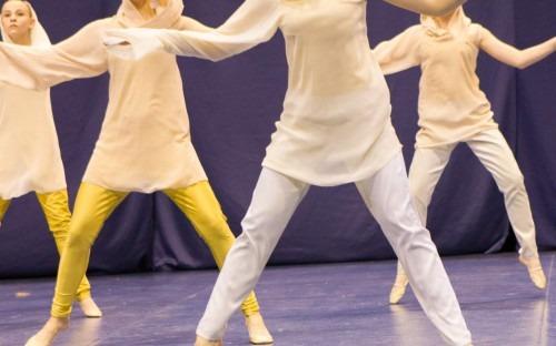 Ансамбль «Газель» взял «Гран-При» Всероссийского конкурса хореографии