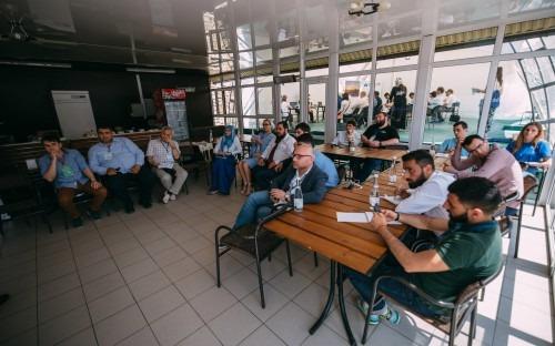 """На форуме «Архыз XXI» прошел первый экспертный блок, объединенный под темой """"Коммуникации"""""""