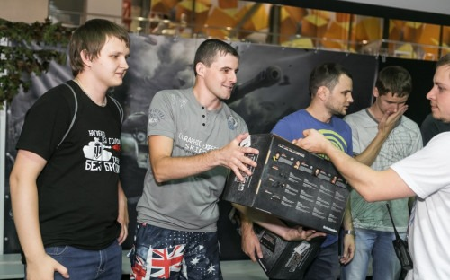 Турнир «Битва за Ставрополье» по World of Tanks