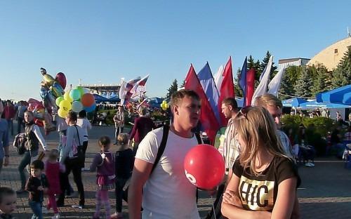 День города Ставрополя и Ставропольского края 2015