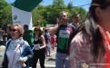 Зеленый марафон от Сбербанка 2015