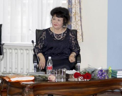 Юбилей поэтессы Валентины Нарыжной