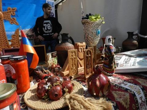 Краевой фестиваль армянской культуры