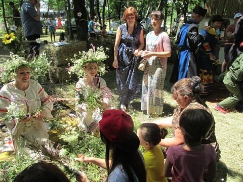 III открытый межрайонный фестиваль казачьих семей «В семье казачьей Русь воспета»