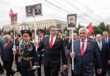Бессмертный полк в Ставрополе 2016