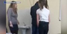 Отец ученицы избил ее одноклассника на глазах детей