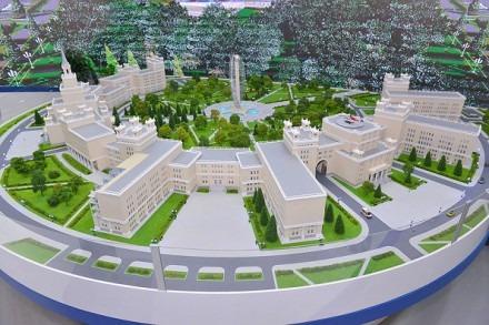 Для реализации проекта медкластера в Кавминводах будет выбрана новая территория