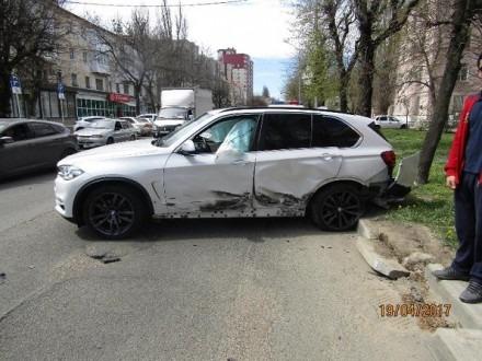 В Ставрополе столкнулись две автомашины марки «БМВ»
