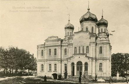 Собор Иоанна Предтечи в городе Ставрополь