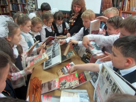 Ставропольская библиотека приняла участие в VIII Международной акции «Читаем детям о войне»