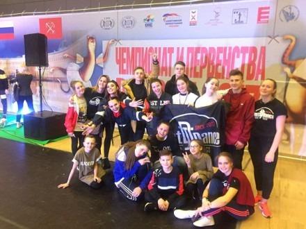 """Танцоры ССТ """"Джаст Дэнс"""" стали чемпионами России в Санкт-Петербурге"""