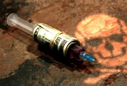 В крае выявлены факты незаконного оборота наркотических средств