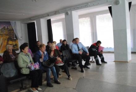В Буденновском р-не состоялся «Единый день встреч с населением»