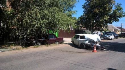 Два человека госпитализированы в результате ДТП в Пятигорске