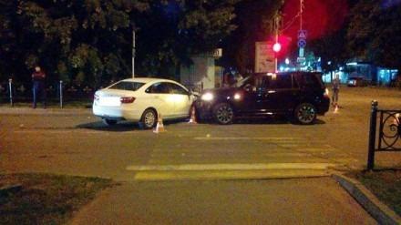 В Ставрополе в результате ДТП 5 человек были доставлены в больницу