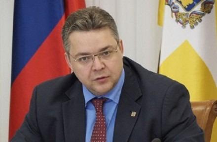 Губернатор Ставрополья на 29 месте рейтинга глав регионов
