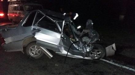 В Изобильненском районе в ДТП с бензовозом погибли 2 человека