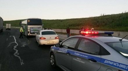 Ставропольские автоинспекторы помогли детям на дороге