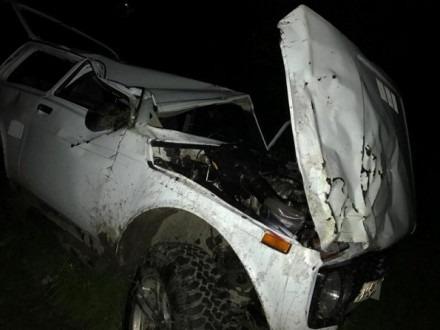 """Под Кисловодском водитель """"Нивы"""" сломал позвоночник в ДТП"""