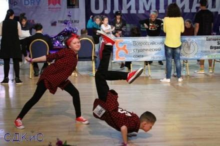«Джаст Дэнс» достойно выступила на Всемирной танцевальной олимпиаде