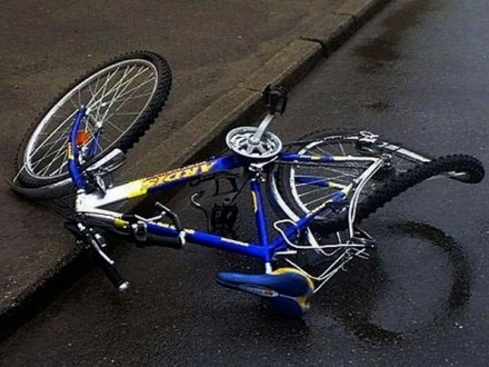В Буденновском районе сбили несовершеннолетнего велосипедита