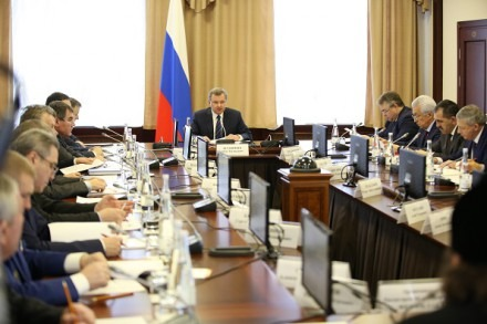 Совет при полпреде Президента в СКФО обсудил безопасность на выборы главы государства в 2018 году
