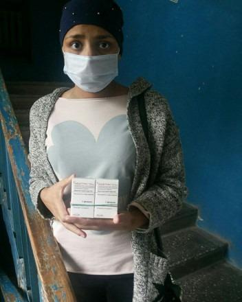 Наталья Тимохина сбор денег на лечение