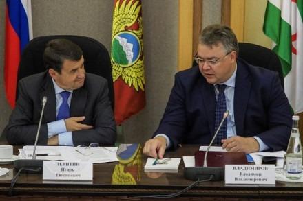 На Ставрополье обсудили поручение Президента РФ по развитию курортов