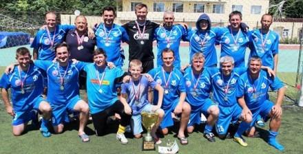Ставропольские ветераны футбола выиграли турнир
