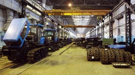 Развитие пищевого и сельскохозяйственного машиностроения на Ставрополье