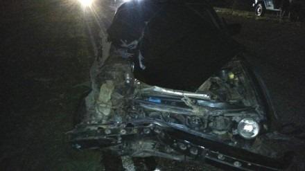 В Ипатовском районе «БМВ» столкнулась с гужевой повозкой